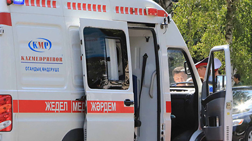 В Казахстане при взрыве на полигоне пострадали 10 военнослужащих
