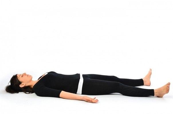 упражнения для снятия жира живота