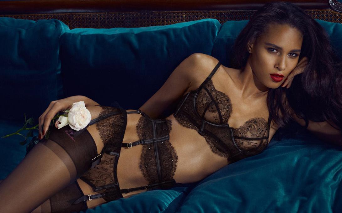Синди Бруна: ускользающая красота изящной француженки
