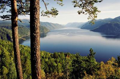 8 фото Телецкого озеро и кра…