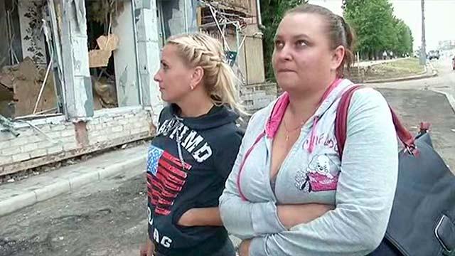 Украинские беженцы в массовом порядке бегут из России