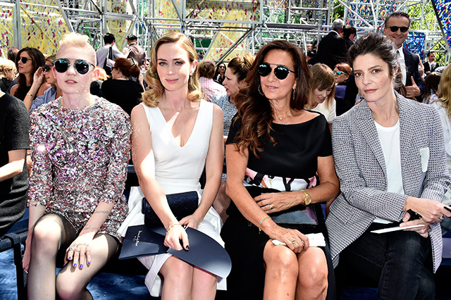 Неделя высокой моды в Париже…