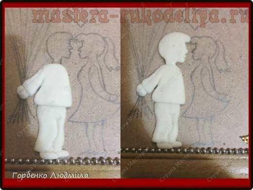 Мастер-класс по декорированию: Картина из пуговиц и бисера