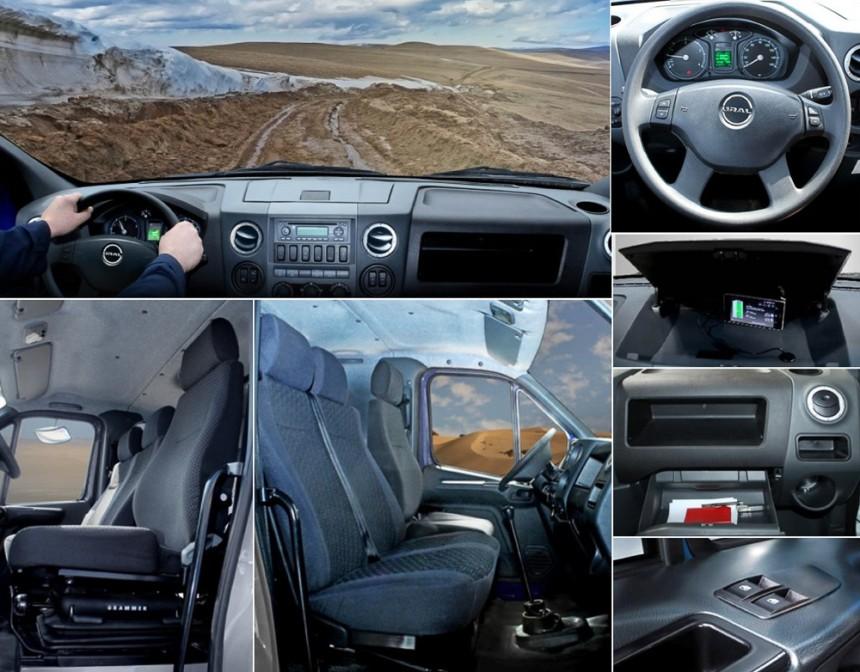 Новый грузовик «Урал-Next». Прорыв, которого не ждали