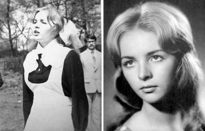 Людмила Путина в молодости. Фото