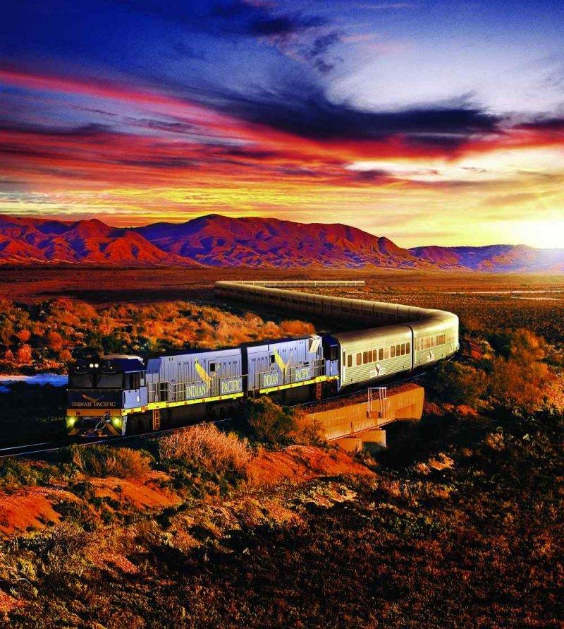 Роскошные поезда, которые изменят ваши представления о железной дороге