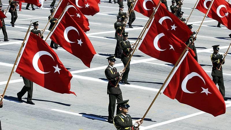 Турция и НАТО: история любви…