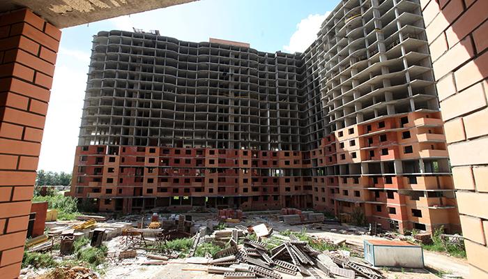 Российские власти до февраля проведут инвентаризацию всех проблемных объектов в сфере долевого строительства и