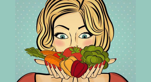 6 продуктов для здоровой кожи