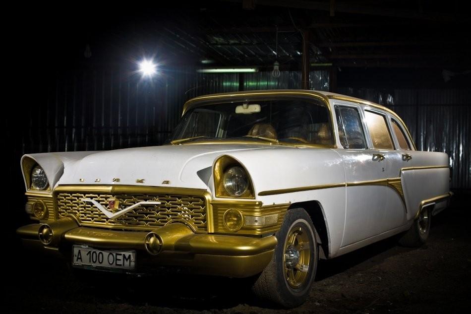 Автопарк советского периода