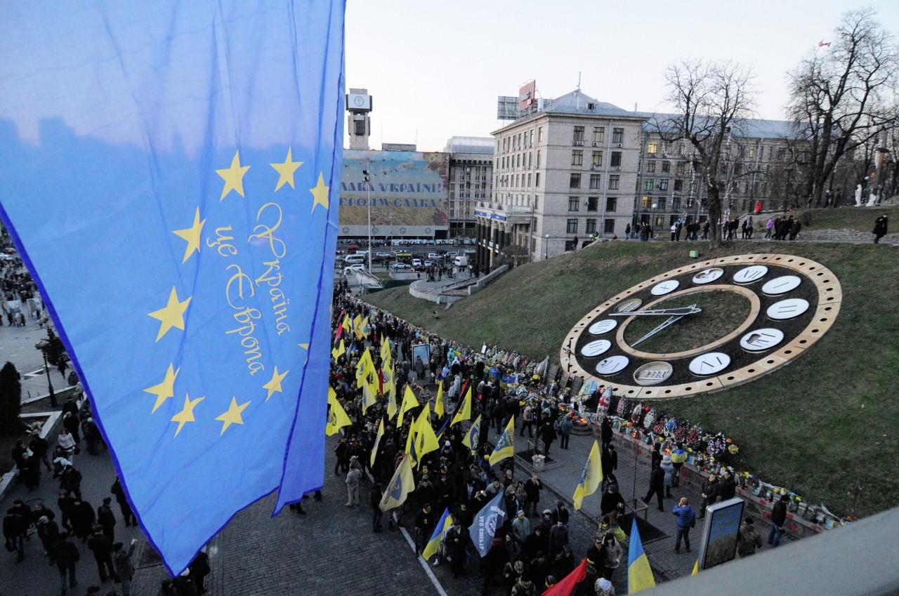 Через два года после Евромайдана лучше видно, чего Путин и его люди боялись. И боятся (Aktualne.cz , Чехия)