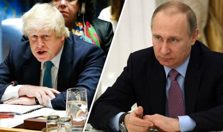 Как Владимир Путин отправил в отставку Бориса Джонсона
