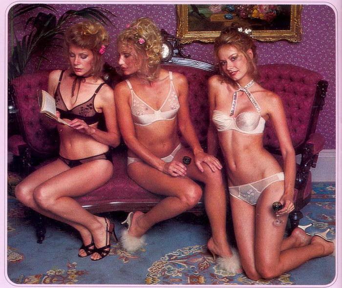 Первый каталог Victorias Secret — 22 фото дамского белья, которое было популярным 36 лет назад