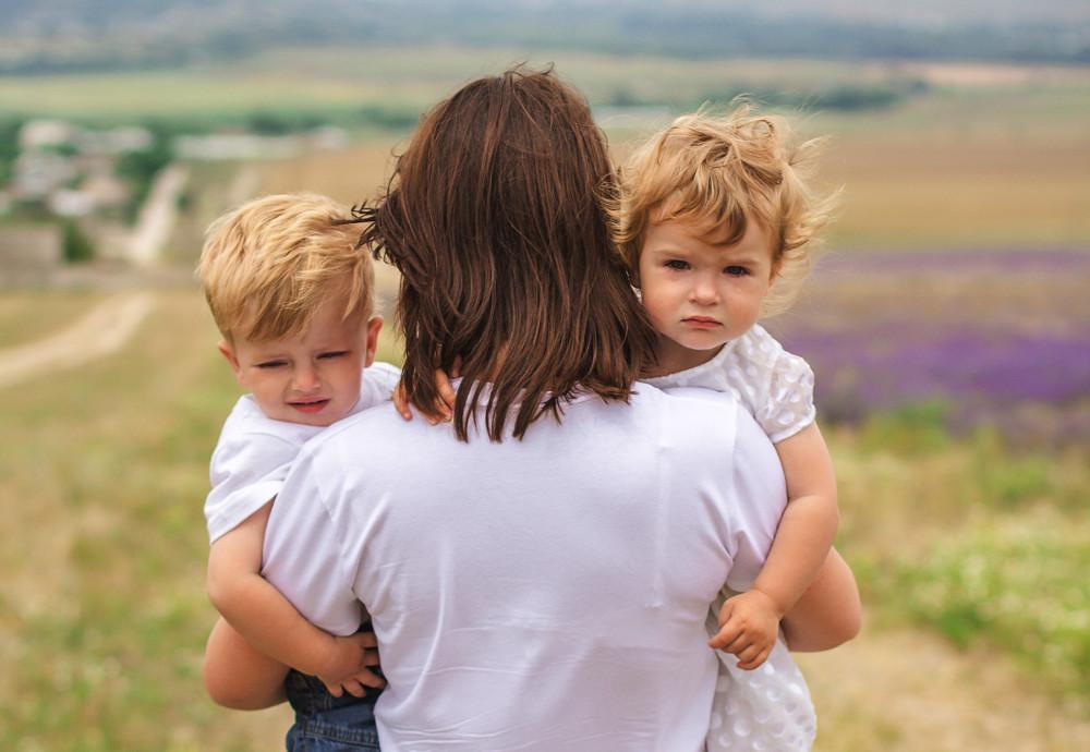 Папа в пролете: что нужно знать о тактильной усталости, если у тебя есть ребенок