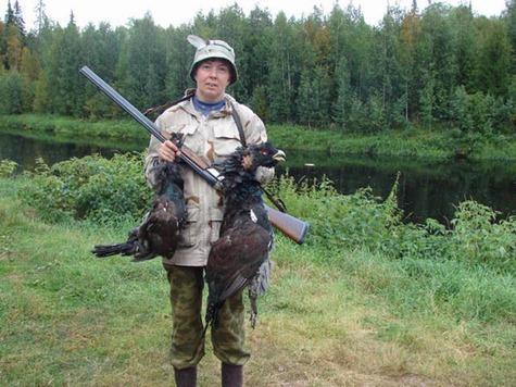 Женщина на охоте – нонсенс или норма