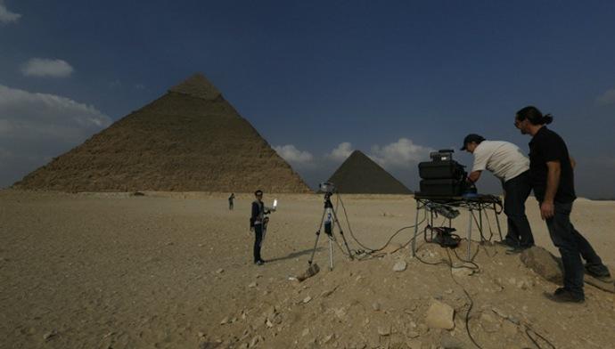 Еще одна тайна Великой пирамиды