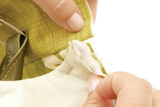 Сумка со стежкой, из набивной ткани. Шьем сами (24) (523x351, 308Kb)