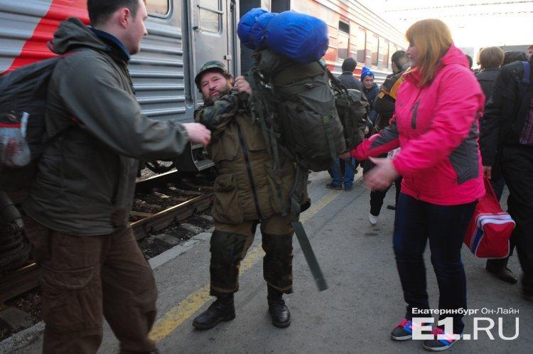 Донбасс. Почему добровольцы вернулись в Россию