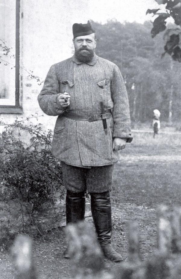Александр III на охоте. Спала (Царство Польское). Конец 1880-х — начало 1890-х гг. Фотограф К. Бех. история, факты