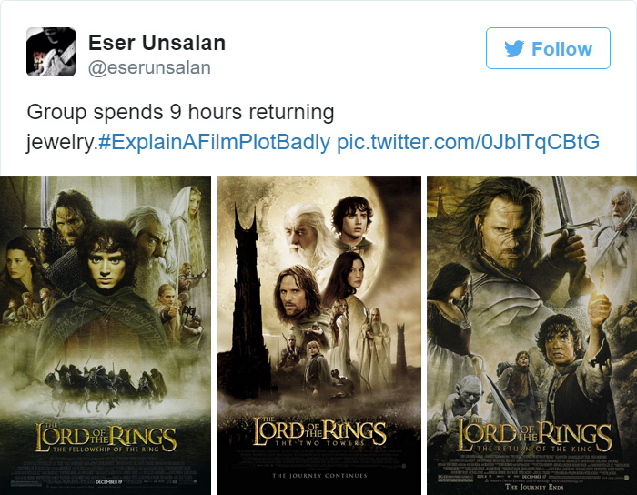 20+ Times People Explained Movies So Badly It Was Good