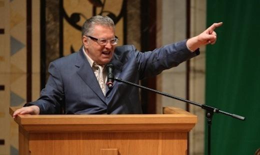 Жириновский: Судьба Европы решается в одном кабинете – в Кремле
