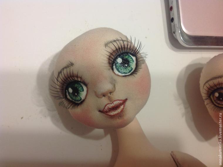 Анна турчинова Из чего сделать волосы кукле