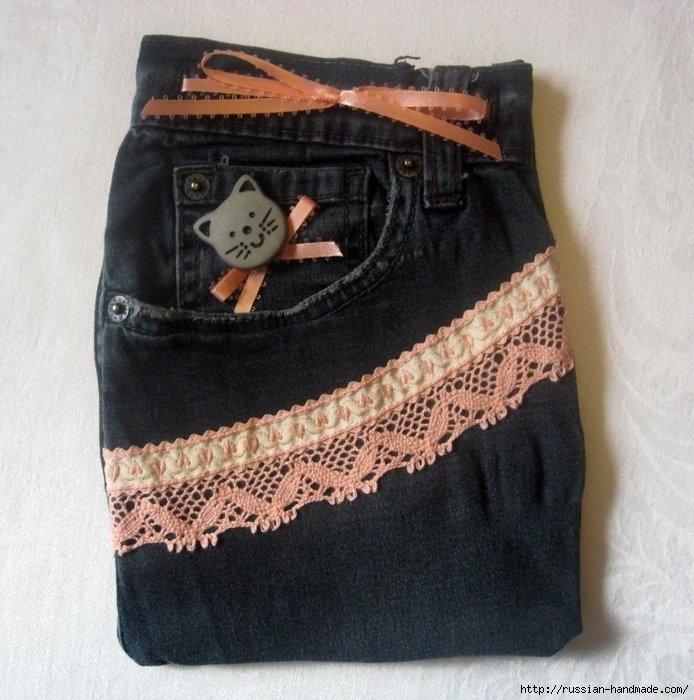 Модные сумки из старых джинсов (46) (694x700, 250Kb)
