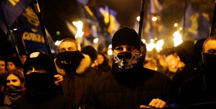 Украина: за серыми всегда приходят черные