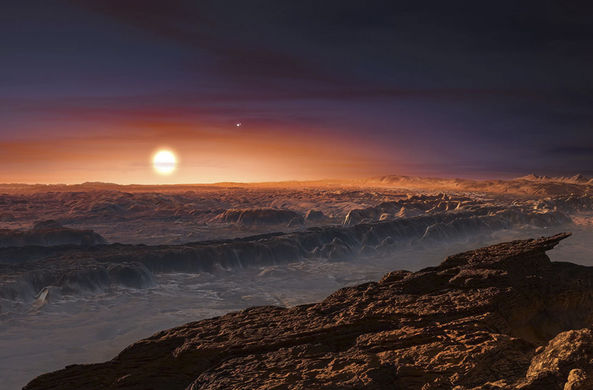 Ближайшая к Земле экзопланета может быть обитаемой
