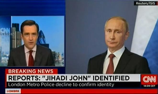 Курьезы CNN: Ракеты РФ в Иране, Гонконг в Америке и разноликий Путин