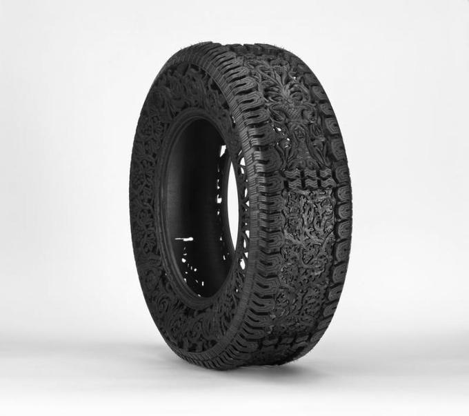 Узорные шины (22 фотографии), photo:14