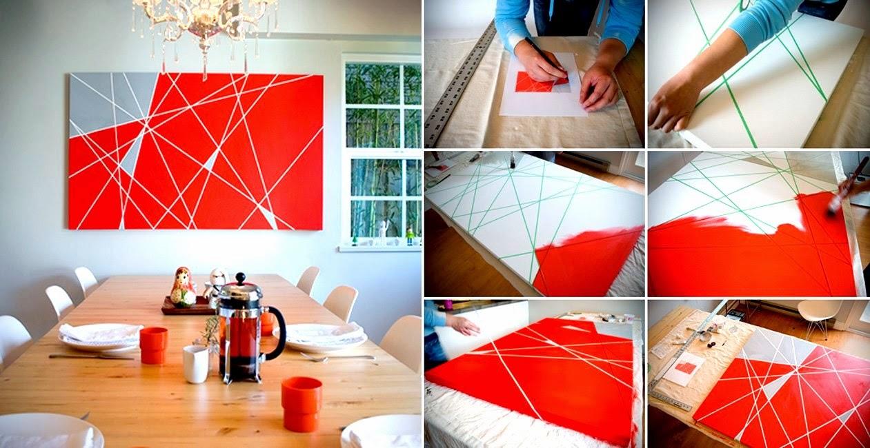 Декор дома своими руками креатив