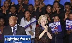 Black Votes Matter to Hillar…