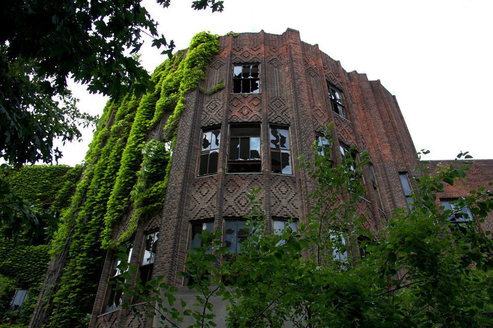 The 33 Most Beautiful Abandoned Places In The World 28 Самые красивые заброшенные места в мире