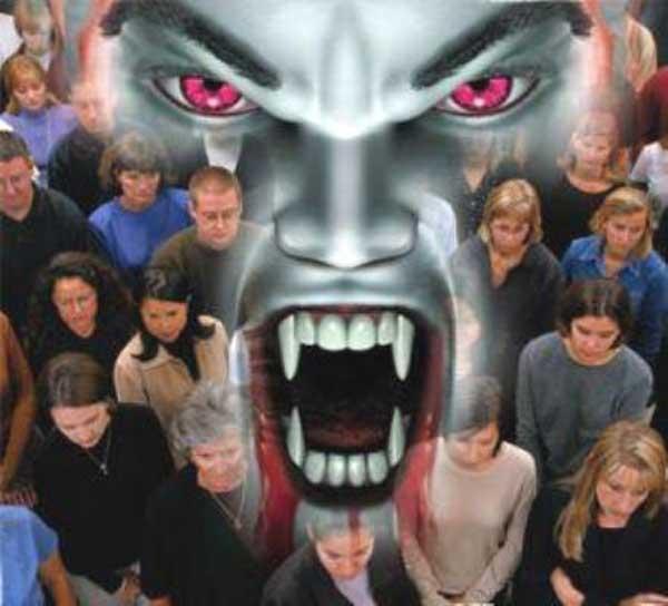 Вампиры среди нас. Способы борьбы с людьми, отнимающими силы и энергию