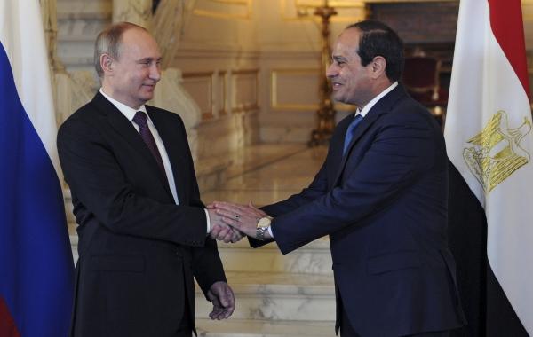 Делегация из Египта приедет в РФ обсуждать покупку оборудования для Мистралей