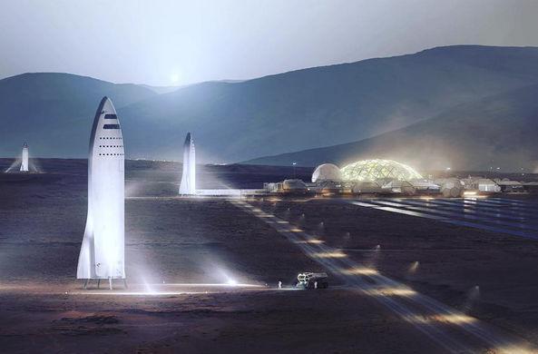Космические ракеты будут использовать для сверхбыстрых путешествий по Земле