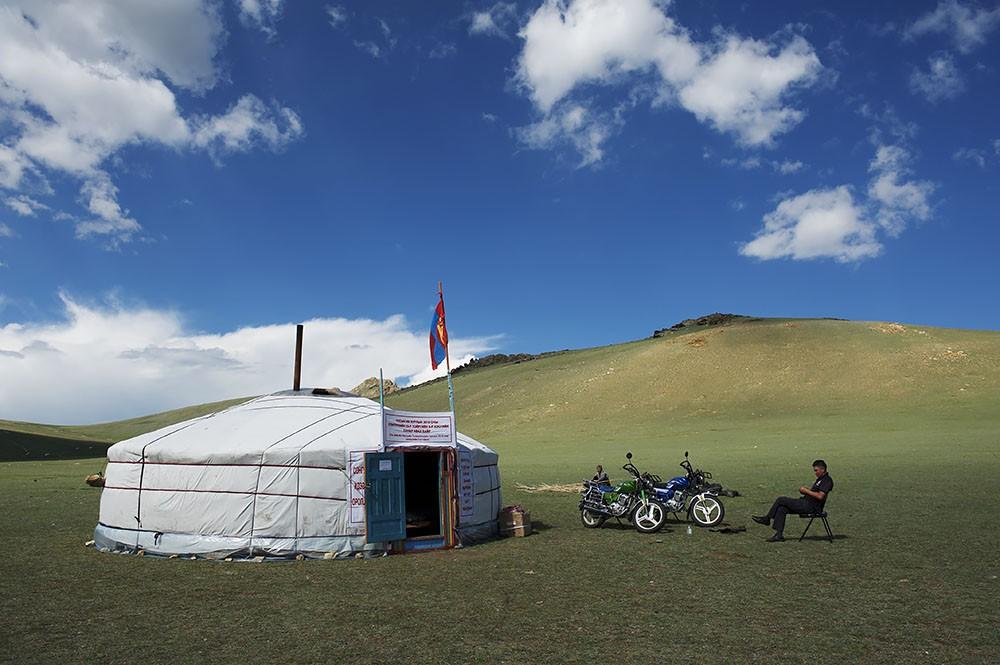 Выборы по монгольски