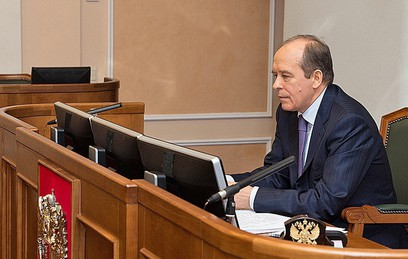 Бортников заявил о сохранении террористической угрозы от ИГ