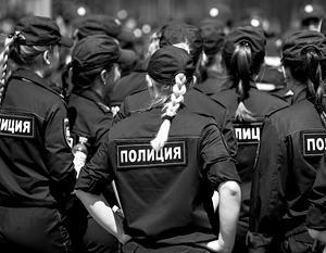 Зачем женщины идут служить в полицию