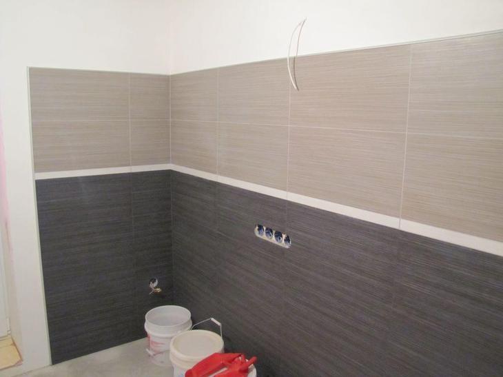 Ремонт кухни, отделка стен кухня