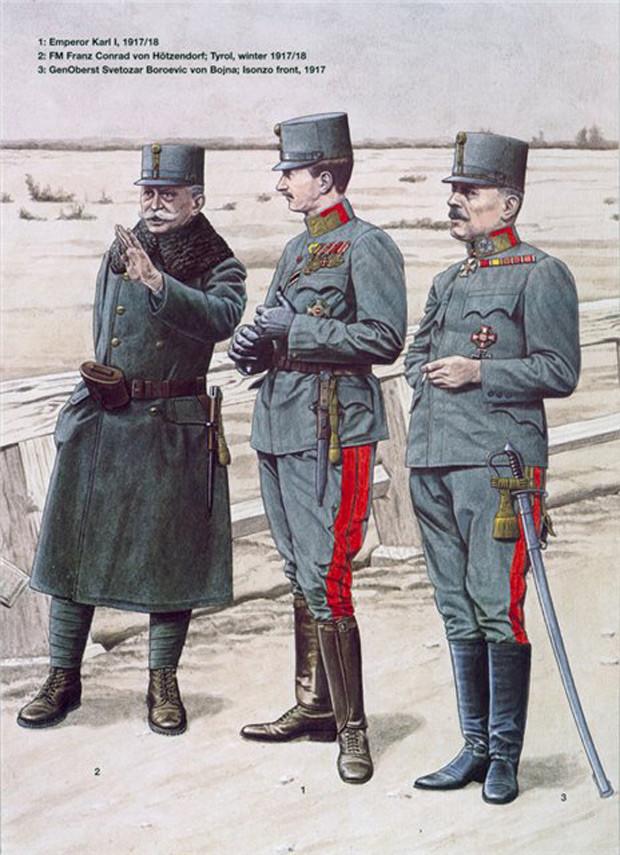 5. Австро-Венгерская империя история, исчезновение, страны