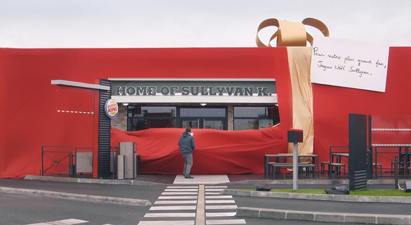 Burger King наградил самого преданного поклонника
