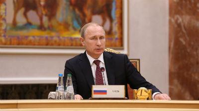Путин сократил госаппарат на 10 процентов