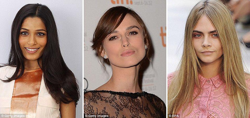 idealface05 Как воспринимают женскую красоту мужчины и женщины