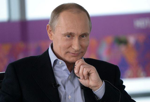 Александр Роджерс: Путин и п…