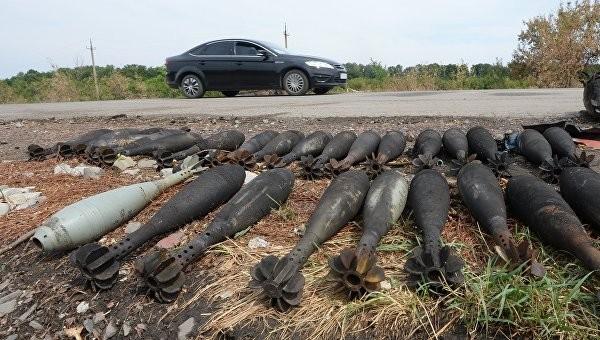ДНР: разминировано и засеяно 12 000 гектаров