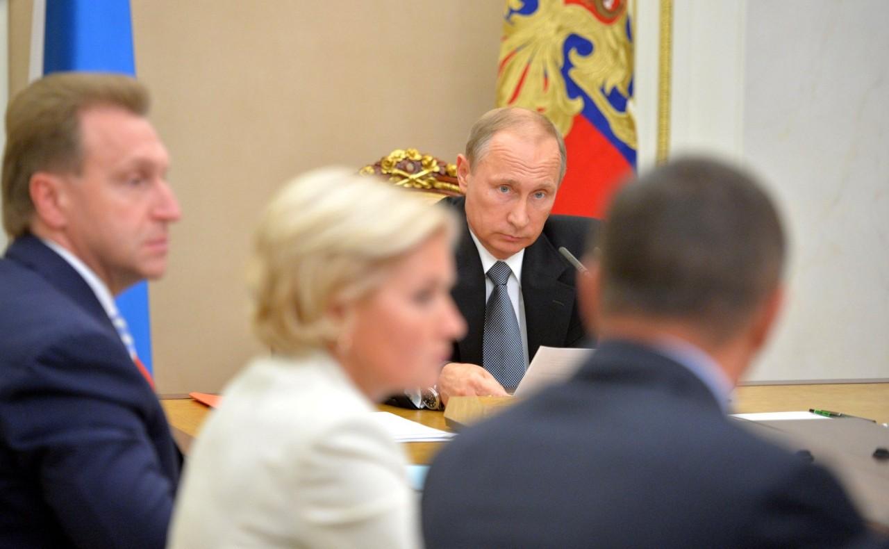 Путин сделал из Голодец посмешище
