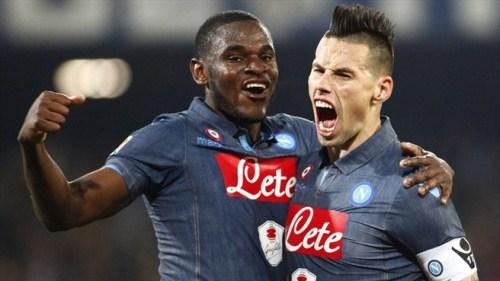 Наполи – Лацио: кто получит билет в Лигу Чемпионов?