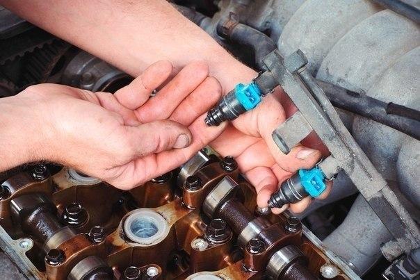 Есть ли польза от чистки форсунок инжектора и как проводится эта процедура?